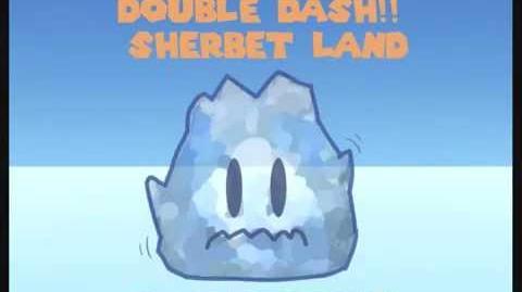 Mark's Remix - Sherbet Land - Mario Kart-Captain Toad's Shop Theme