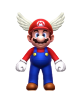 Wing Mario is back (2)