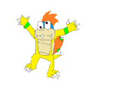 Aidan Koopa 2D artwork