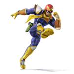 Captain Falcon (SSB Evolution)
