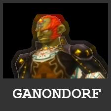 GANONDORF ICONE