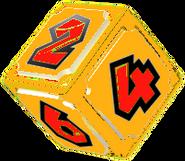0-1 Dice Block