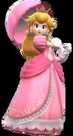 Princess Peach Toadstool (SSBWIIU)