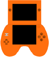 NintendoGoOutstandingOrange