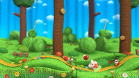 Yoshi's Woolly World - E3 2014 screen 9