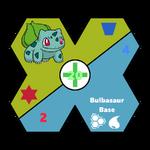 Bulbasaur Delta 1