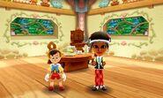 DMW - Pinocchio and Mii
