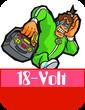 18-Volt MR