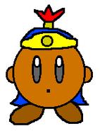 Rock Kirby by Alice