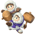Ice Climbers (SSB Evolution)