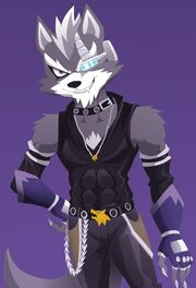 Wolf o donnell starwolf by vivianwolf18-d7frnni