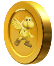 Paratroopa Coin