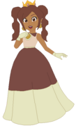 Princess Eclair's New Dress