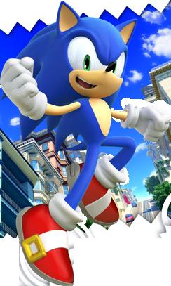 Sonic Generations Sonic (1)