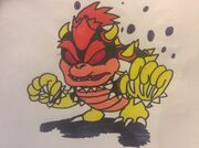 Bowser possessed SM-DJ