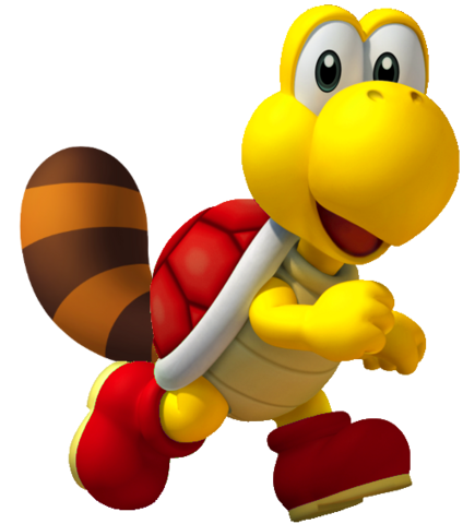 File:Red Tail Koopa.png