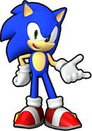 Sonic Runners Sonic