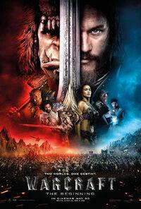 Warcraft The Beginning UK Poster