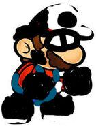 Oiram(Super Paper Luigi)