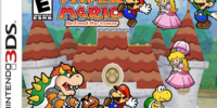 Paper Mario: Defend the Tower