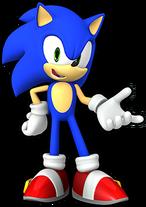 Sonic The Hedgehog (Sonic Runners)