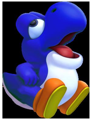 File:300px-Blue Baby Yoshi.png