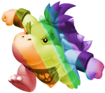 File:150px-Rainbow Bowser Jr.png