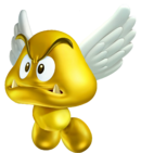 GoldParagoombaSML3D