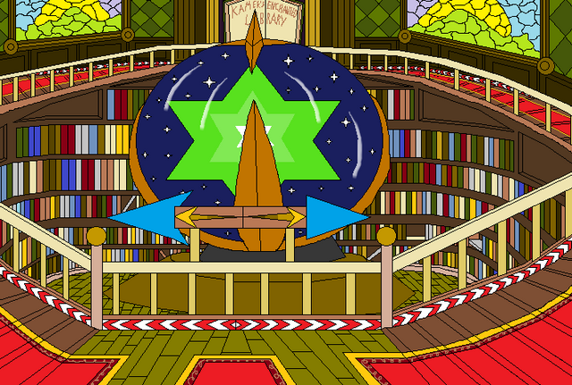 File:Kamek's Enchanted Library.png