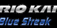 Mario Kart: Blue Streak