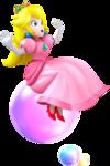 100px-Princess Peach Bubble Artwork - Mario Party Island Tour