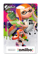 Amiibo - Splatoon - Inkling Girl - Box