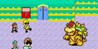 Mario and Luigi: Partner's Across Dimensions