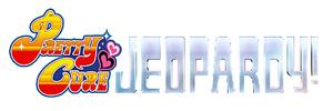 Pretty Cure Jeopardy! Logo
