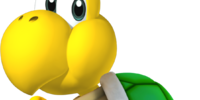 Super Team Mario Saga/Characters List