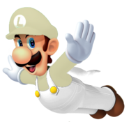 Super Star Luigi