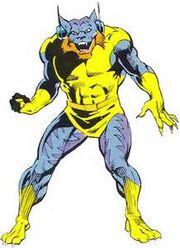 Cat Man (Marvel Ultimate Alliance 3)