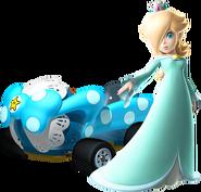 Rosalina MK7 with Kart