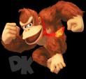 Donkey Kong nintendo Racing infinity