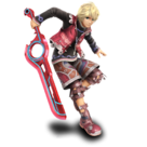 Shulk SSB5 Icon