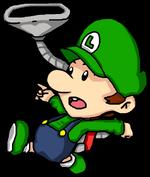 Baby Luigi YIBT