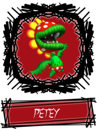 Petey Piranha SSBR