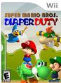 Super Mario Bros Diaper Duty