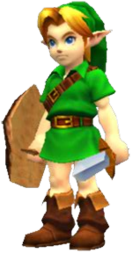 Young Link 3D