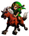 Epona with HoT