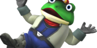 Slippy Toad (Super Smash Bros. Golden Eclipse)