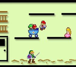 Mario SSBP3