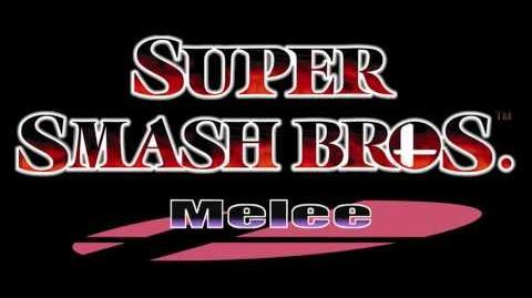 Mushroom Kingdom II (Super Smash Bros