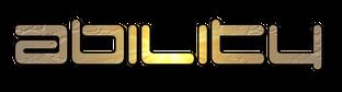 Ability series logo