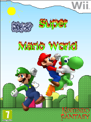 New Super Mario World p